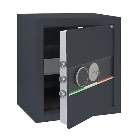 Cassaforte a mobile certificata EN 14450 - Chiusura chiave