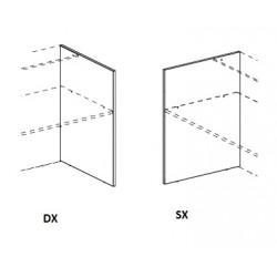 Fianco terminale DX o SX