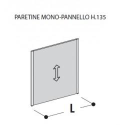 Paretine mono-pannello H.135