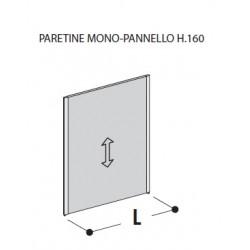 Paretine mono-pannello H.160